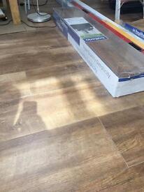 Laminate floor x2 boxes