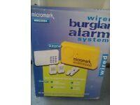 Micromark Wired Burglar Alarm