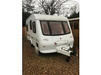 2004 elddis avante 4 Berth small light wait with full awning