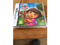 Dora puppy ds game