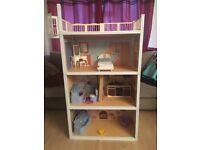 Vintage Sindy Doll House