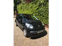 Citroen C1 1.0 i Code 5dr, 2008, Black - low mileage, perfect first car!