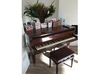 Baby Grand Piano - Boyd London