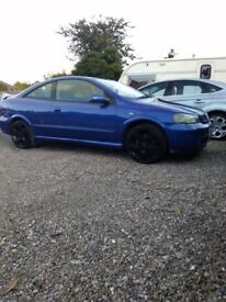 Astra coupe turbo