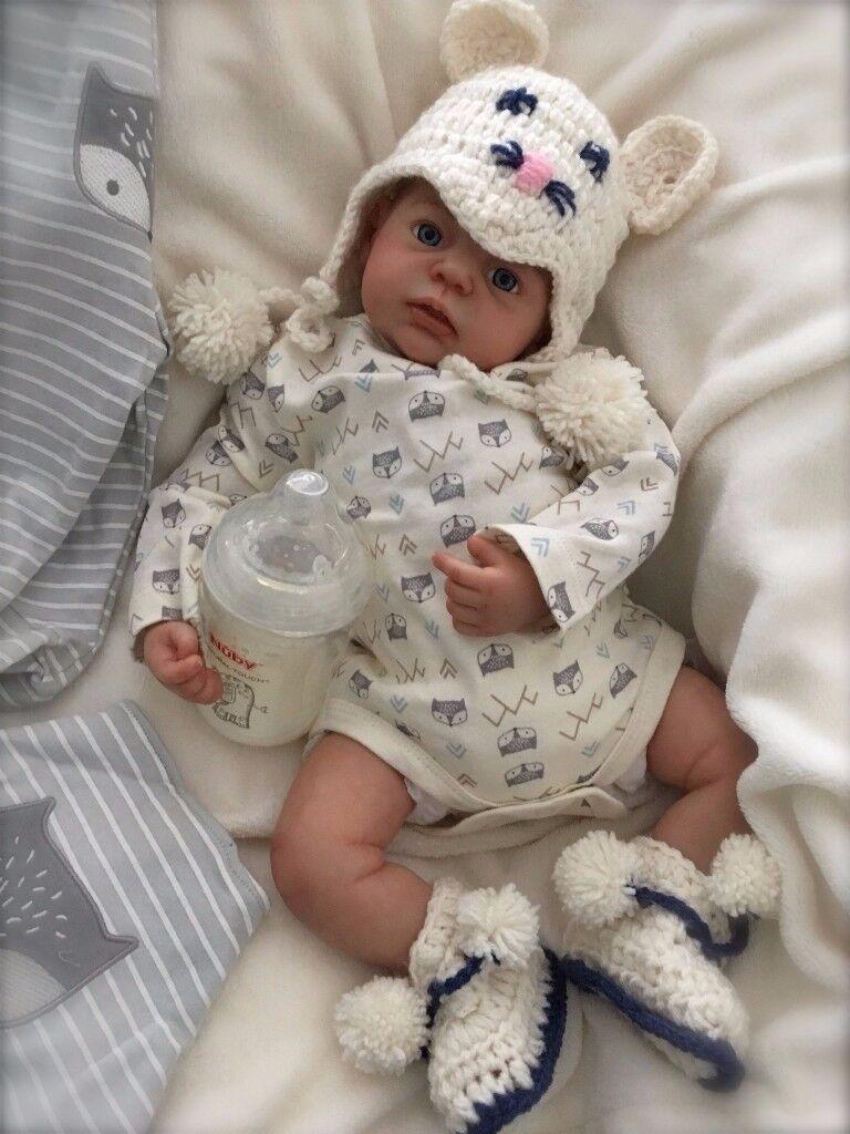 Beautiful Reborn baby boy 'Noah'