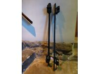 Halfords Roof Bars for vehicles with factory fitted roof rails
