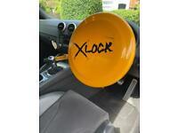 Streetwise security steering lock