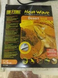 Reptile heat mats
