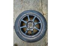 """4 x 14 """" Alloys wheels for mazda and ford"""