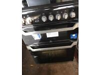 Indesit cooker and hob