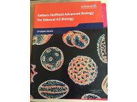 Salters-Nuffield Advanced Biology for Edexcel A2 biology Excellent Condition (Pearson)