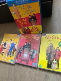 Kids book DVDs