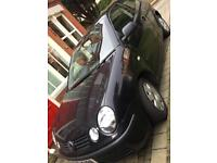 Volkswagen polo 2005 1.4 black NOT corsa golf mini