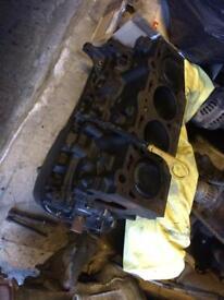Ford Cvh Engine bottom end escort Fiesta 1.6