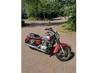 (Big Price Reduction) Learner Legal 125 Honda Shadow
