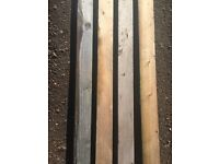 """Reclaimed 2 x 2"""" Timber Battens - Large Quantities Available"""