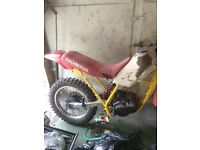 Mtx 125 project