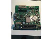 Dell E210882 Intel® Pentium® D 2.8 GHz Processor Motherboard and 3GB RAM