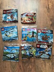 BRAND NEW: LEGO polybags