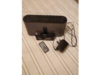 Sony speaker / radio / old ipod dock