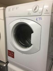 7KG HOTPOINT VENTED TUMBLE DRYER - PLANET 🌎 APPLIANCE