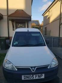 Up for swaps 05 Vauxhall combo