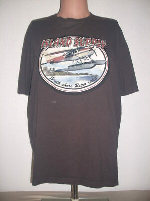 South Island Shirt - T-SHIRT - ISLAND SUPPLY - SOUTH SHORE RETRO RIDES - LARGE (L)
