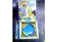 """Classic Children's Game From The 1960's And 1970's - """"Snakes In The Grass"""""""
