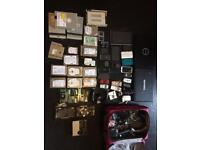 Job lot of electronics (spares or repairs)