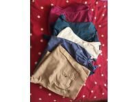 Maternity clothes bundle size medium (12-14)