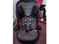 Mothercare car seat 2+3 group