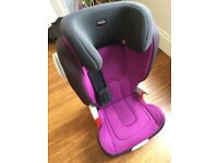 Britax XP-Sict car seat. Less than two years old. Excellent condition.