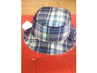 Ralph Lauren reversible bucket / fisherman's hat - never worn. Size S/M