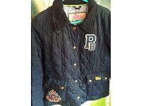 Selection of girls coats/jackets