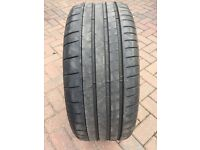 Michelin Pilot Super Sport Tyre 245/45/18