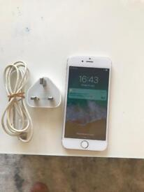 iPhone 6 64 GB Rose gold O2 network