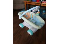 Fisher price cruisin' motion soother