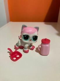 Lol doll pet hops kit tea