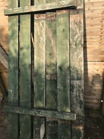 17 Fence Boards