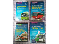 PCV theory test books and DVD