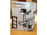 KENWOOD CHEF multi food grinder A950 meat grinder and sausage maker- never been used