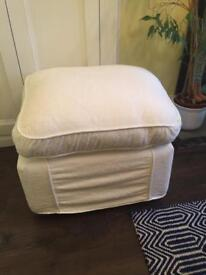 Footstool in excellent condition