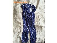 jumpsuit bluezoo demenhams size 3-4y It's brand new with tags