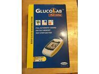 GlucoLab sugar level device. Diabetes