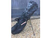 Callaway hyper-lite 5 camo golf stand bag
