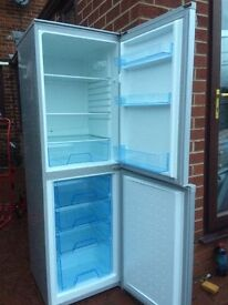 LEC SILVER FROST FREE FRIDE FREEZER IN GOOD WORKING CONDITION
