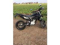 2009 Yamaha WR125R WR125X