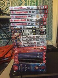 Manga free to a good home