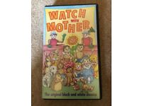 Selection of Children's VHS Videos