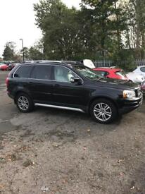 Volvo XC90 SE 2.4 diesel automatic AWD low miles!